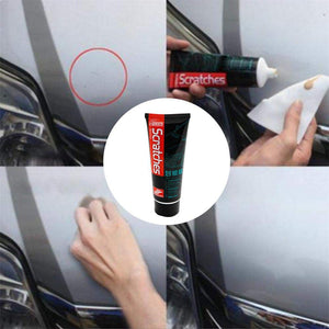 Auto Polishing Wax Cream Scratches Remover