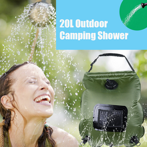 20L Outdoor Camping Shower