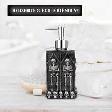 Load image into Gallery viewer, BLK™ Skull Soap Dispenser