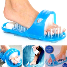Load image into Gallery viewer, Shower Foot Cleansing Scrubber