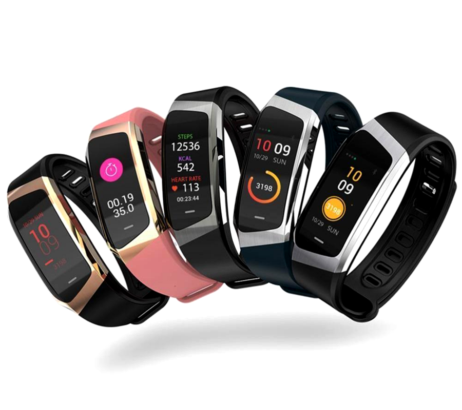 Smart Band Waterproof Blood Pressure Health Monitor