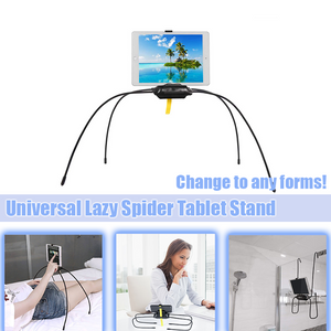 Universal Lazy Spider Tablet Stand