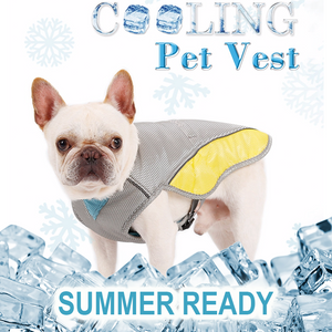Summer Ready™ - Cooling Pet Vest