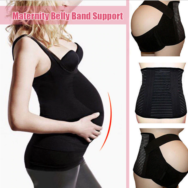 Maternity Belly Band Support