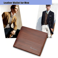Load image into Gallery viewer, Casual Business Men's Wallet