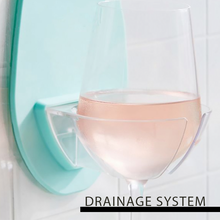 Load image into Gallery viewer, Self Adhesive Wine Glass Holder