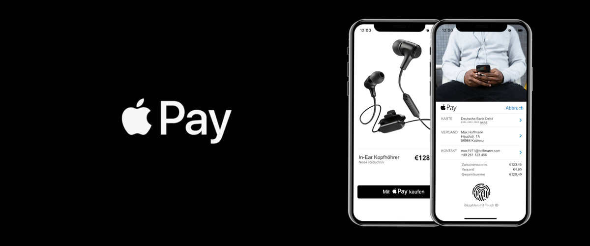 Apple Pay for Shopify