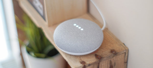google home assistant shopify voice search sprachsuche