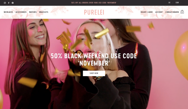 purelei shopify plus experts beeclever beeclever.shop koblenz store shop ecommerce e-commerce