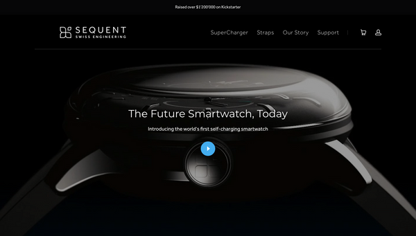 sequentworld shopify store powered by beeclever
