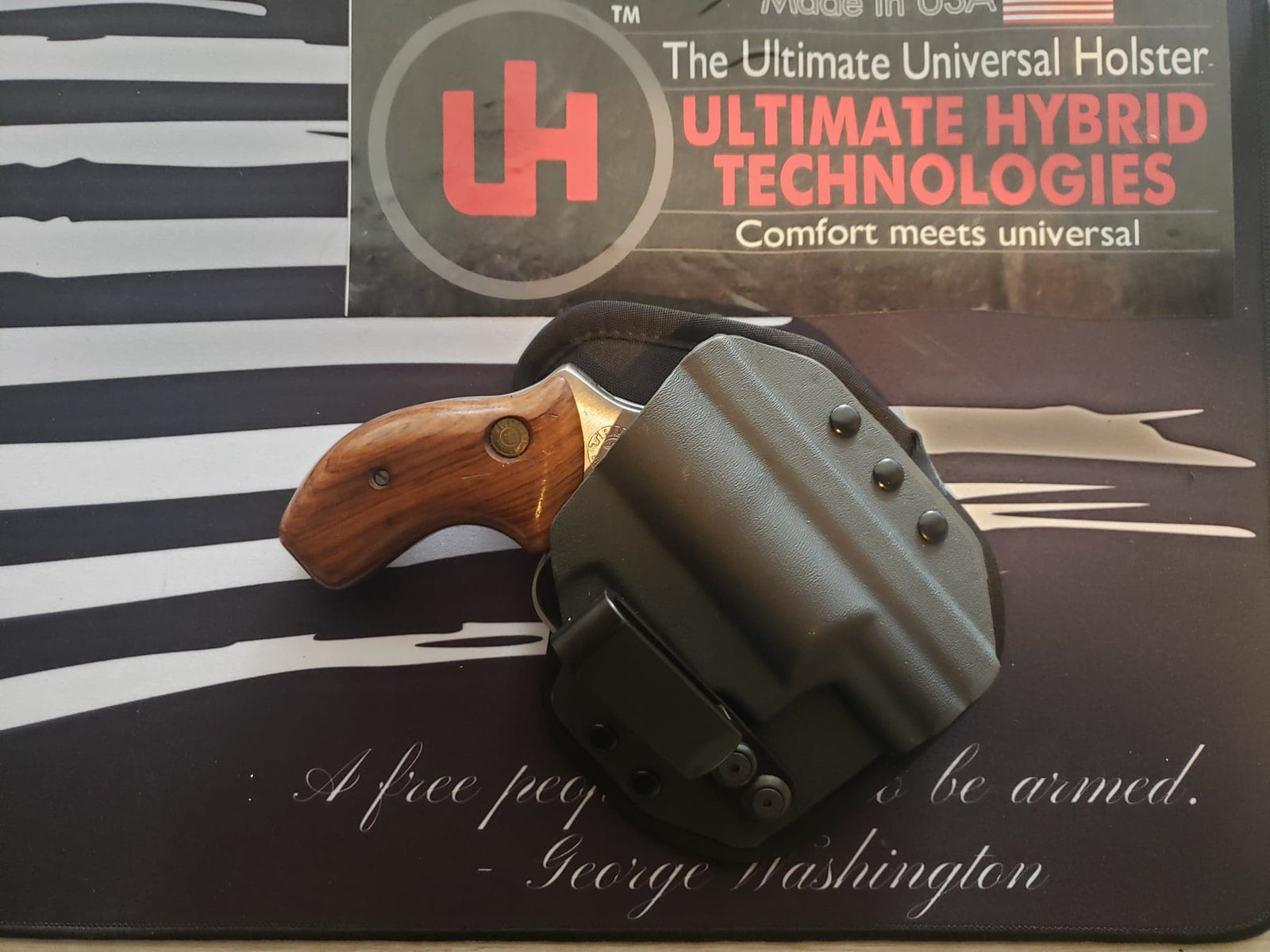 UltimateHYBRID J-Frame Holster