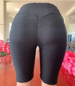 Tiktok Leggings Yoga Pants for Women Butt Lifting Workout Running Biker Shorts Tights