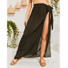 Load image into Gallery viewer, Strappy Cover-ups Bottom For Women Beach Skirts