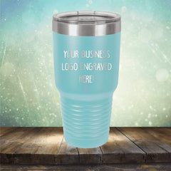 Custom Laser Engraved Logo Drinkware - SPECIAL 72 HOUR SALE PRICING NEW CUSTOMERS - Single Side Engraving Included in Price