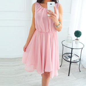Valerie Lambert Chiffon Dress