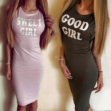 Sweet & Good Girl Bodycon Dress
