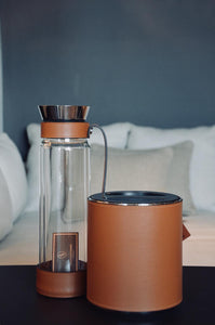 Pinetti - Leather Serveware