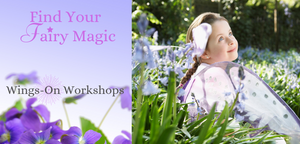 Fairy Whisperer Workshop - Matthaei Botanical Gardens, Ann Arbor, Michigan