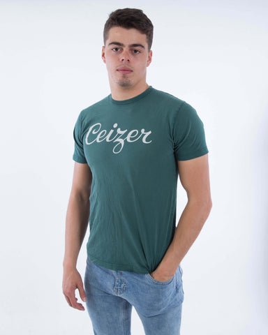 Ceizer Groen T-shirt - Medium