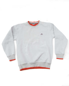 Vintage Adidas Sportswear Sweater - Medium