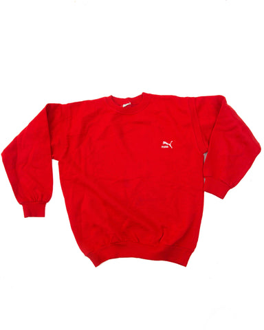 Vintage Puma Sweater - Medium