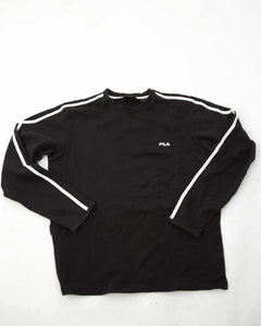 Vintage Fila Sweater - Small