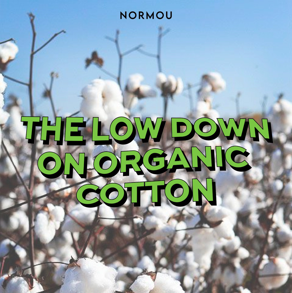 The Low Down on Organic Cotton