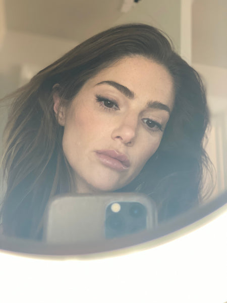 Janet Montgomery Beauty Routine