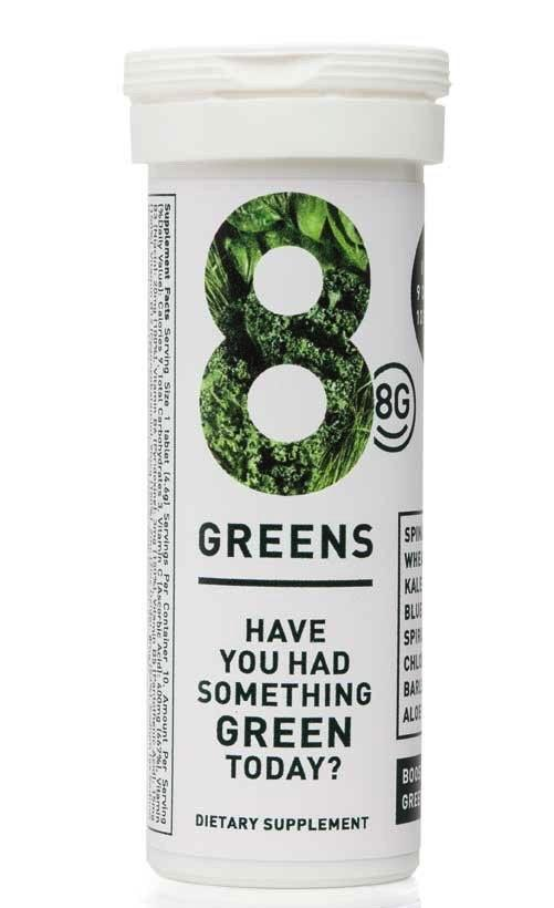 8 Daily Greens