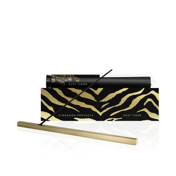 Easy Tiger Incense + Linea Gift Set