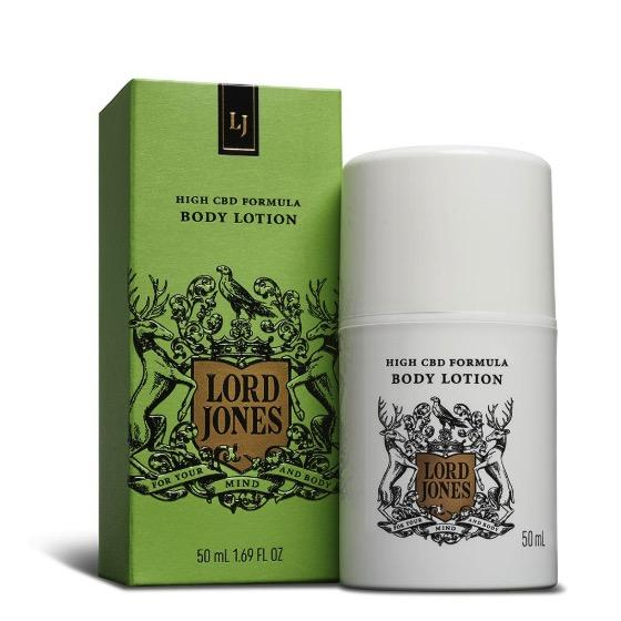 LJ Body Lotion