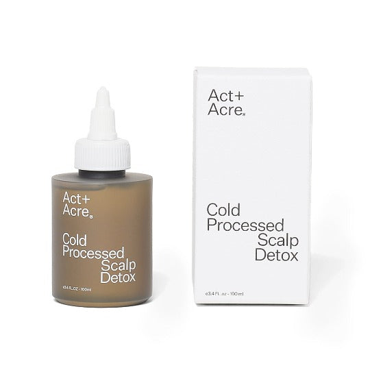 Cold Processed Scalp Detox