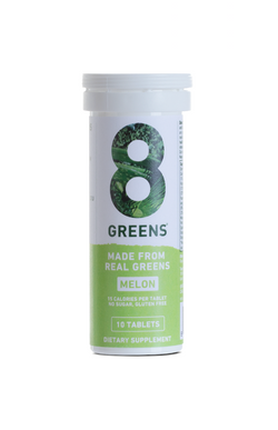 8Greens Melon Tablets Singles