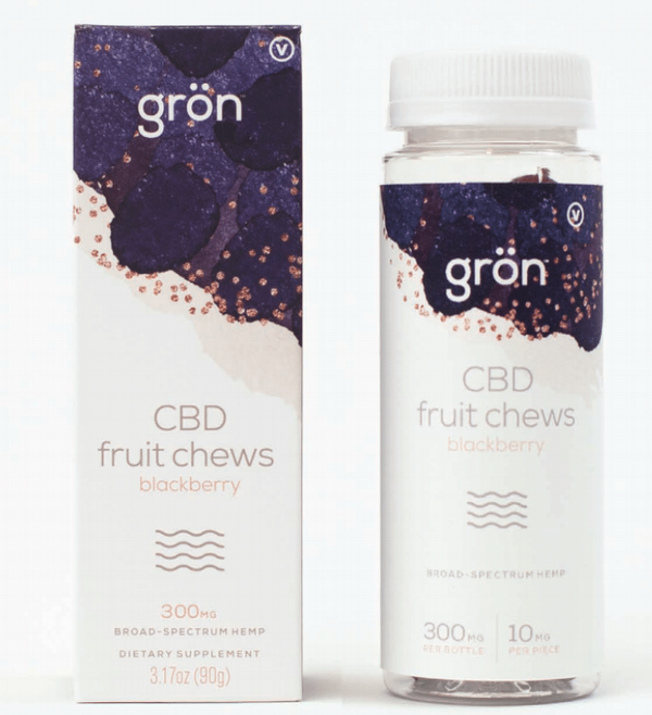 Fruit Chews: Blackberry