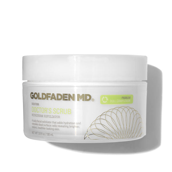 Goldfaden MD DOCTOR'S SCRUB (Advanced)- Ruby Crystal Microderm Exfoliator
