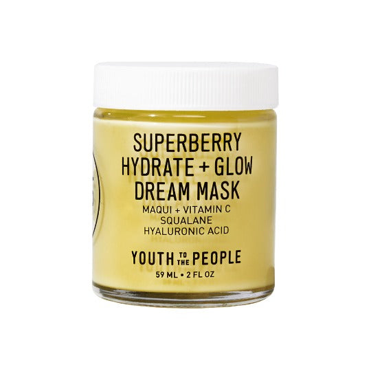 Superberry Hydrate + Glow Dream Mask