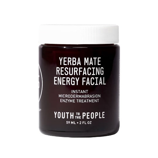 Yerba Mate Resurfacing Energy Facial