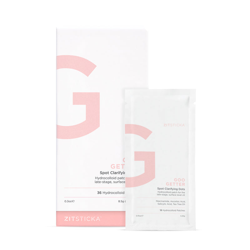 GOO GETTER™ Surface Zit Hydrocolloid Patch