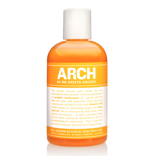 Arch Sole Savour Glycolic Acid Fruit Peel Bath & Body - Handcare & Footcare Arch