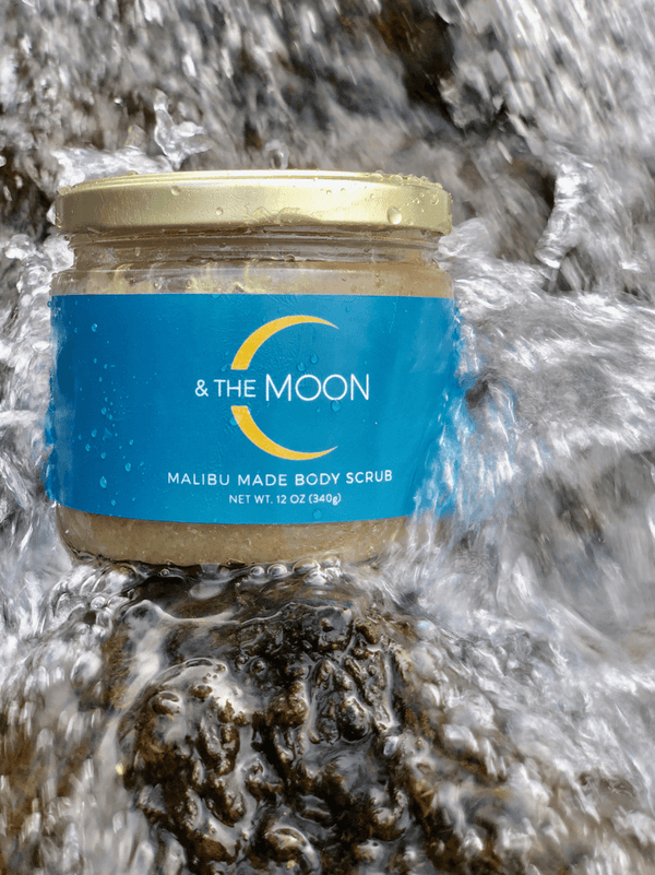 C & The Moon Malibu Made Body Scrub Bath & Body - Bath & Shower C & The Moon