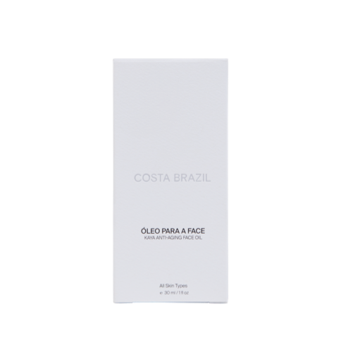 Costa Brazil Oleo Para A Face - Kaya Anti-Aging Face Oil