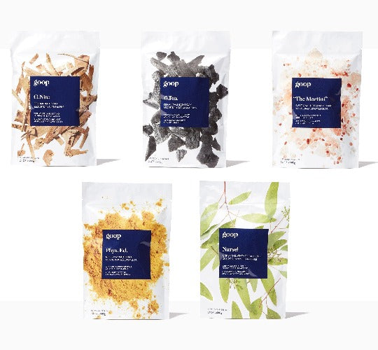 goop Bath Soak Phys. Ed. Bath & Body - Bath & Shower goop