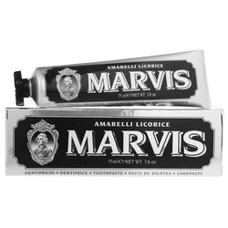 Marvis Toothpaste, Amarelli Licorice Bodycare - Teeth Marvis