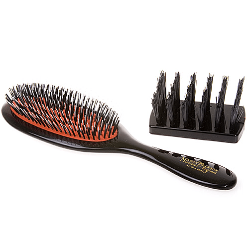 Mason Pearson - HANDY MIXTURE BRISTLE/NYLON HAIR BRUSH Haircare- Brushes & Accessories Mason Pearson