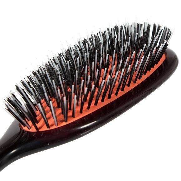 Mason Pearson - POCKET MIXTURE BRISTLE/NYLON HAIR BRUSH Haircare- Brushes & Accessories Mason Pearson