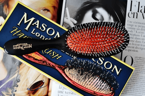 Mason Pearson - POPULAR MIXTURE BRISTLE/NYLON HAIR BRUSH Haircare- Brushes & Accessories Mason Pearson