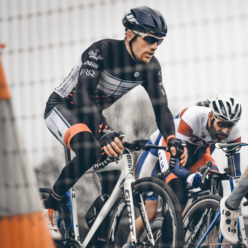 Case Study: A competitive cyclist improved his performance in just 12 weeks