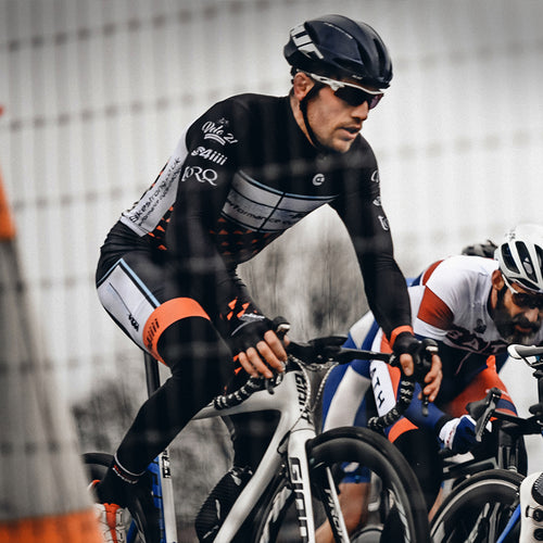Pro cyclist improved his performance in just 12 weeks