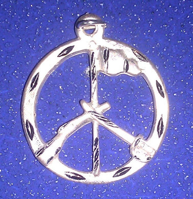 Colorguard Peace Circle
