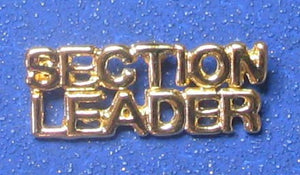 Section Leader